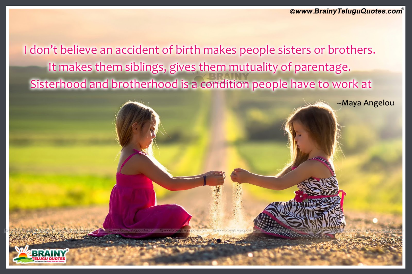 Brother And Sister Relationship Quotes With Images In Hindi: Sibling Quotes For Your Cute Brother