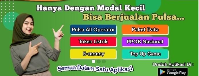 Pandaftaran webpulsa (mk) Master marketing Chip Pulsa Nasional termurah