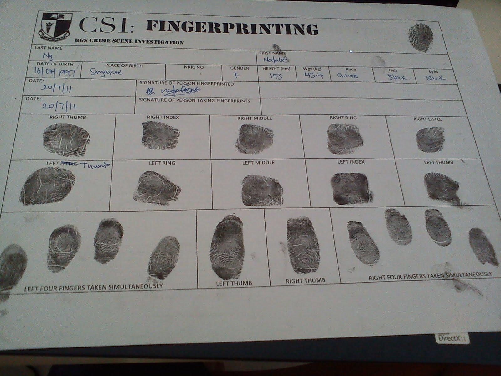 Csi Fingerprinting