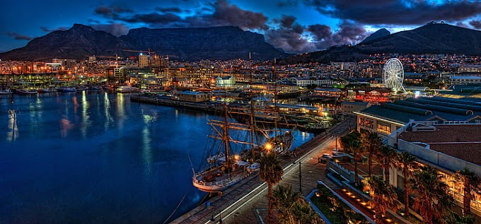 Cape Town Magical Paraside
