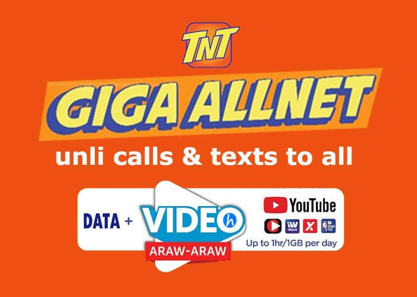 TNT GIGA ALLNET