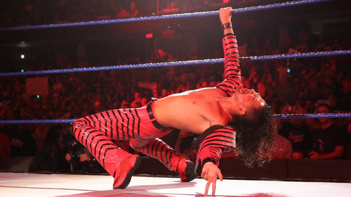 Shinsuke Nakamura promete se tornar WWE Champion