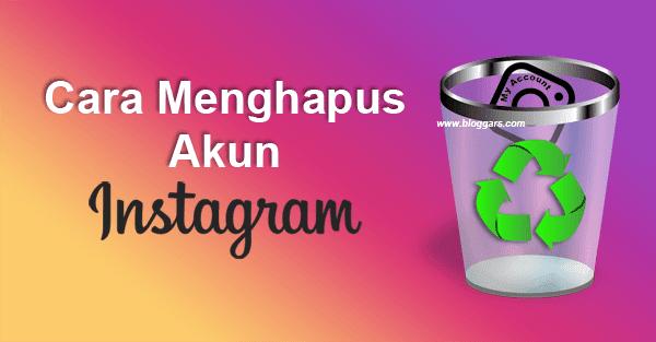 Cara Menghapus Akun Instagram Permanen di Ponsel (Iphone/Android)