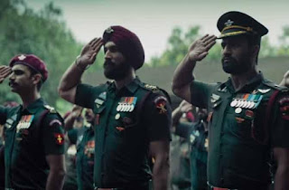 Uri: The Surgical Strike Movie Review - Sparks fly, actually!