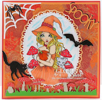 Featured card at Crafting From The Heart