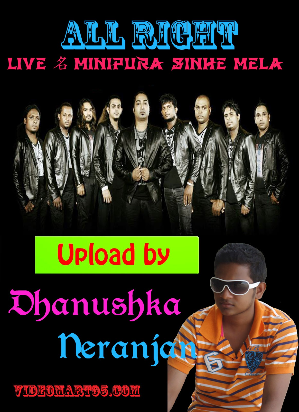 ALL RIGHT LIVE @ MINIPURA SINHE MELA 2014