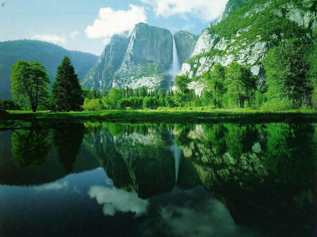 Desktop Nature Wallpaper: Desktop Nature Falls Images