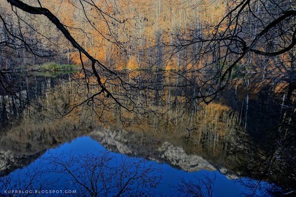 Озеро Гаранохур