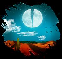 Ayın Yarılması Mucizesi