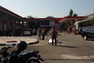 Polisi: Perampok Maut di SPBU Daan Mogot Residivis