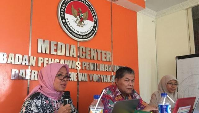 Bawaslu Larang Deklarasi Dukungan Jokowi di Stadion Kridosono