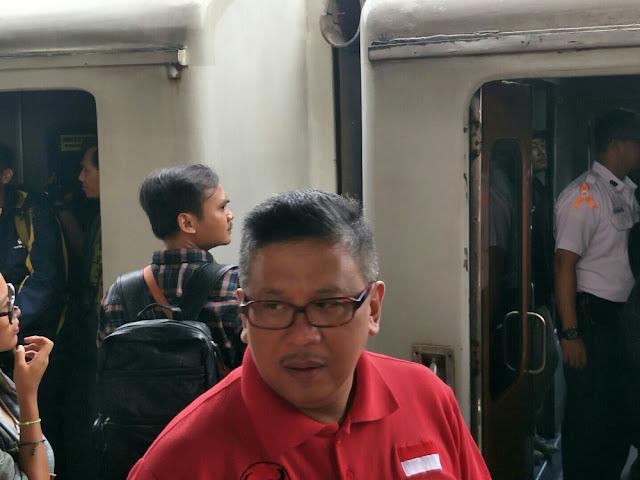 Prabowo-Sandiaga Sambangi PBNU, Ini Tanggapan PDIP