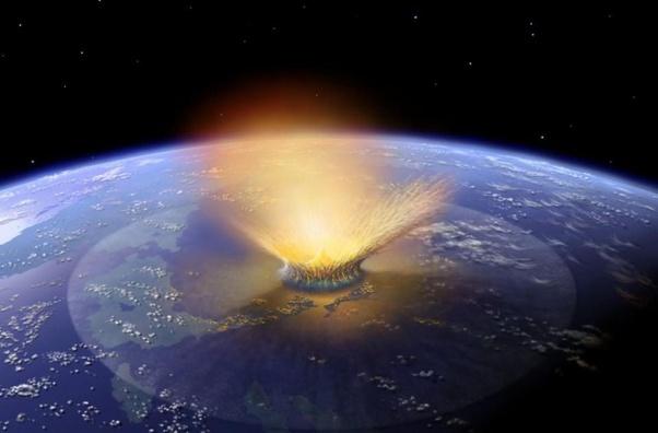 nguyên nhân khủng long tuyệt chủng