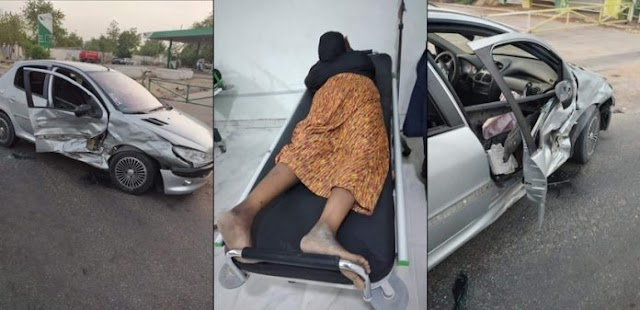 Nigerian Doctors are wicked! FRSC officer laments after rejection of accident victims
