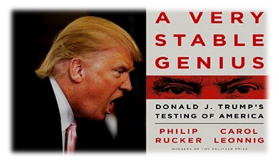 """كتاب """"عبقري متوازن للغاية"""" يلقى الضوء على جهل """"ترامب"""" بالتاريخ والجغرافيا !"""