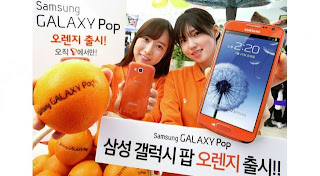 Samsung Galaxy Pop Dengan Prosesor Quad Core