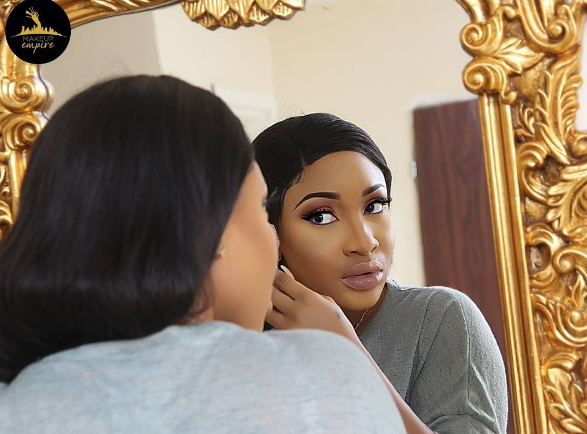 tonto dikeh beauty portrait
