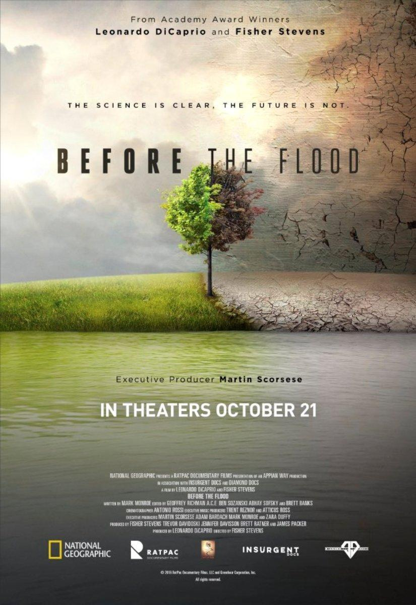 Before the Flood 2016 Descargar película en video DVDRip Hd Calidad 1080p