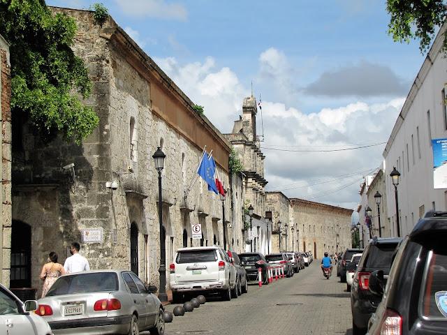 calle las damas zona colonial santo domingo dominican republic