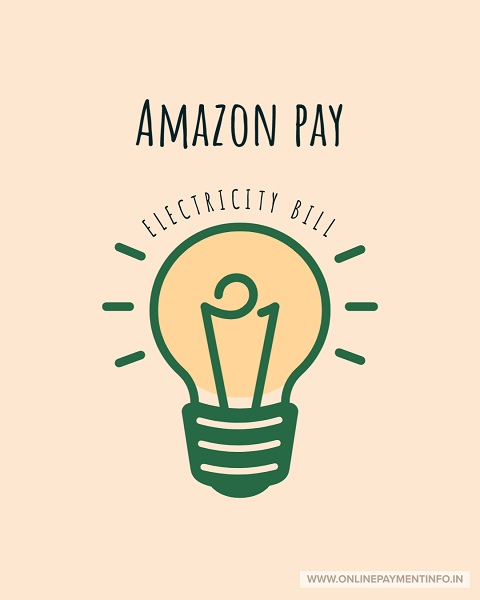 amazon pay electricity bill