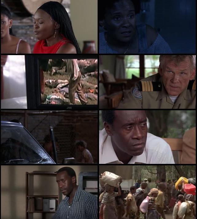 Hotel Rwanda 2004 Dual Audio Hindi 720p BluRay