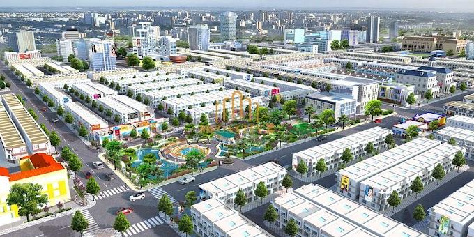 Khu đô thị Mega City 3 Long Thành Đồng Nai