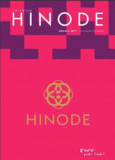 Catálogo Hinode 2017