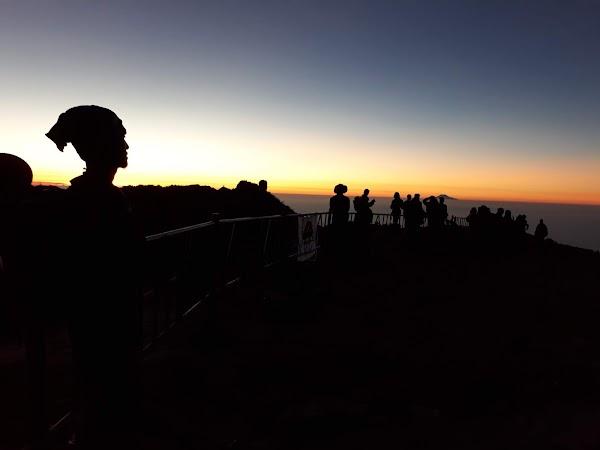 Jalur Pendakian Gunung Ciremai Jawa Barat - Akomodasi dan Harga Tiket
