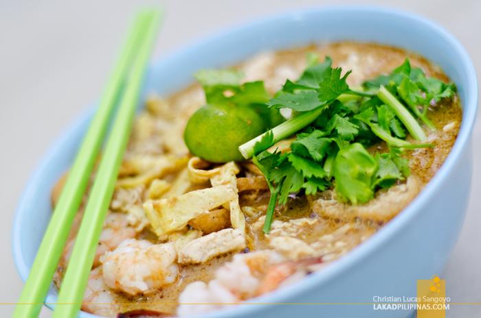 Kota Kinabalu Laksa Yee Fung Restaurant
