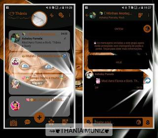 Baby Theme For YOWhatsApp & Fouad WhatsApp By Thania
