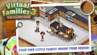 Virtual Families 3 apk mod