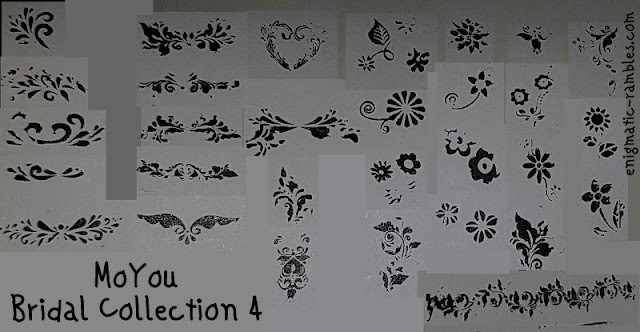 Stamping-Plate-Review-MoYou-Bridal-Collection-4