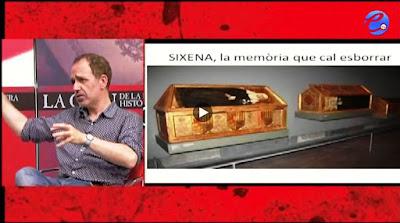 http://etv.alacarta.cat/la-clau-de-la-nostra-historia/capitol/sixena-la-memoria-que-volen-esborrar