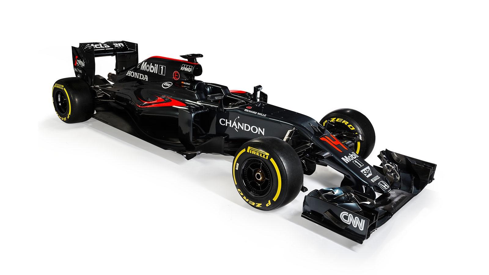2016 McLaren Ho... F1 Mercedes Mclaren Wallpaper
