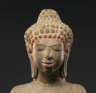 Statue du Bouddha