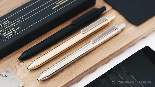 Inventery Mechanical Pen + Pencil