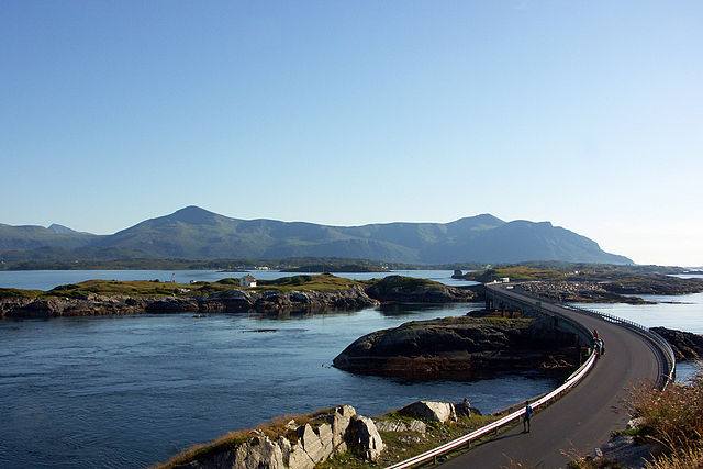 Atlantic Ocean Road - Norway
