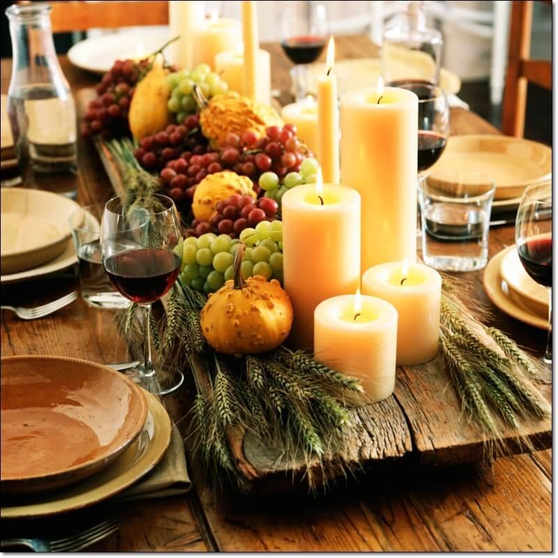 Best Thanksgiving Table Decor Ideas 2020