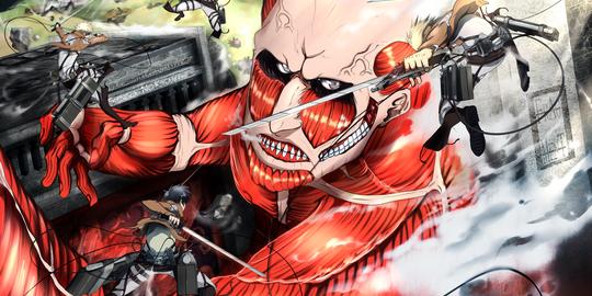 L'attaque des Titans Saison 2, Actu Japanime, Japanime, Wit Studio,