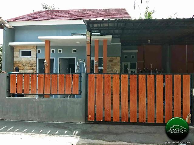 Rumah Baru jalan Imogiri Barat Km 11