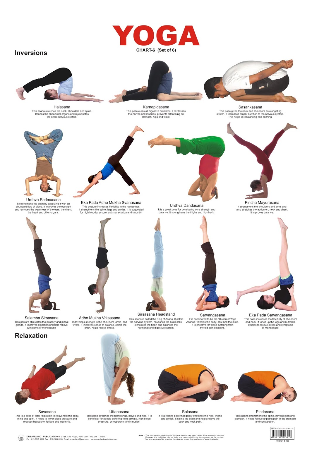 Yoga Poses For Beginner