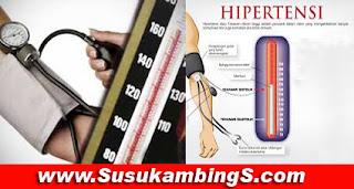 Penyakit Darah Tinggi ( Hipertensi )