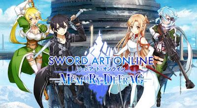 Download SWORD ART ONLINE Memory Defrag Mod Apk