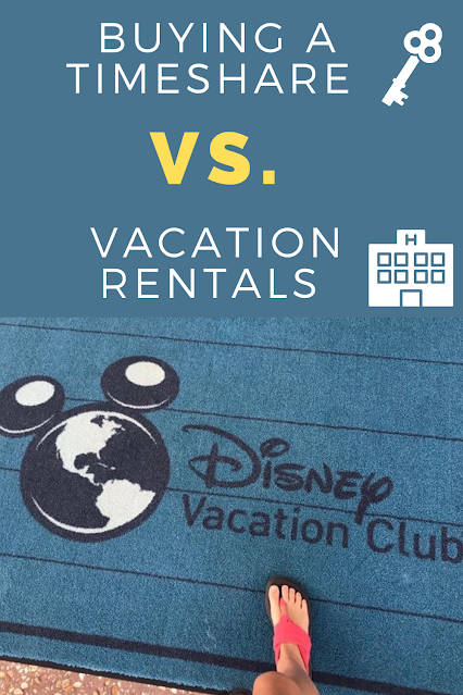 Buying a Timeshare vs. Vacation Rentals