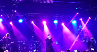 The Psychedelic Furs (crónica concierto Sala But, Madrid 2)