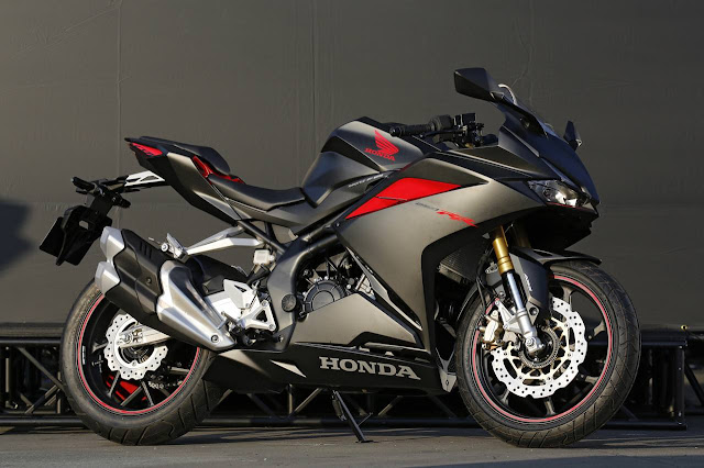 Penjualan Motor Sport 250CC Dikuasai Honda CBR250RR
