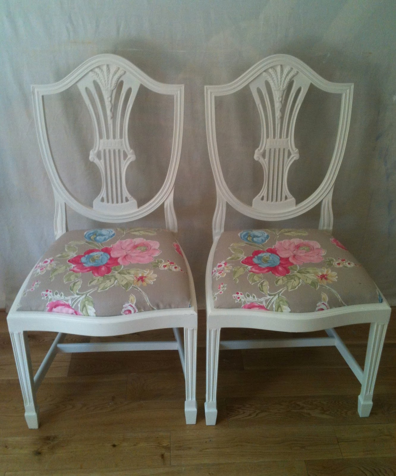 Upcycled Dining Room Chairs Vinyl Chair Cushion Covers Bowiebelle Vintage And Furniture