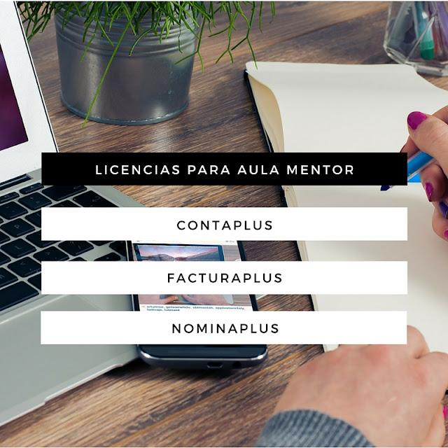 Aula Mentor - Contaplus y Facturaplus