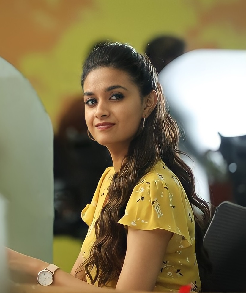 Keerthy Suresh Awesome Pretty Looks New HD Stills from Miss India 2