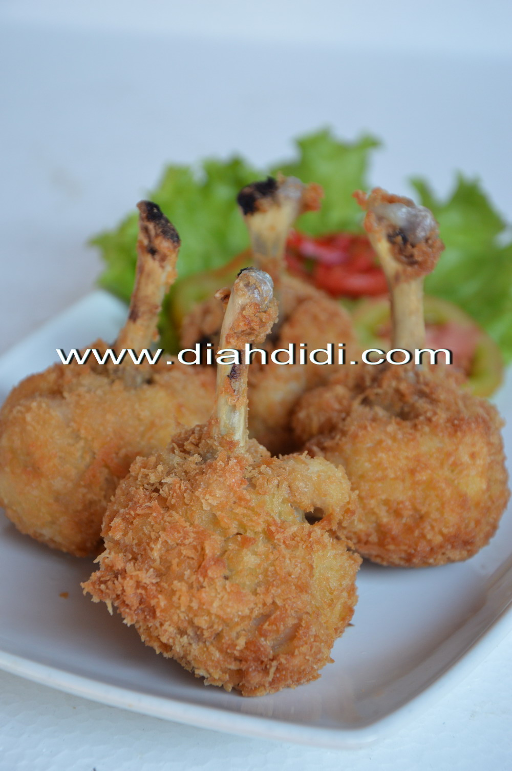 Diah Didis Kitchen Chicken Drum Stick